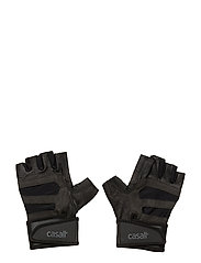 Exercise glove support - BLACK