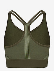 Casall - Seamless sports top - sportbeh''s: low - northern green - 1