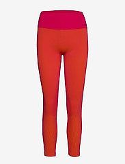 Casall - Seamless tights - running & training tights - vivid pink - 1