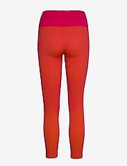 Casall - Seamless tights - running & training tights - vivid pink - 2