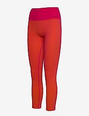 Casall - Seamless tights - running & training tights - vivid pink - 3