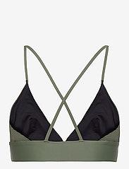 Casall - Iconic Bikini Top - góry strojów kąpielowych - northern green - 1