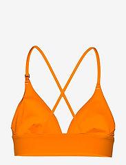 Casall - Iconic Bikini Top - bikinitoppar - striking orange - 2