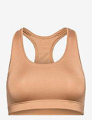 Casall - Iconic Sports Bra - sport-bh: medium - clean beige - 0