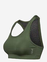 Casall - Iconic Sports Bra - sort bras:high - northern green - 2