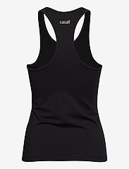 Casall - Essential Racerback - podkoszulki bez rękawów - black - 1