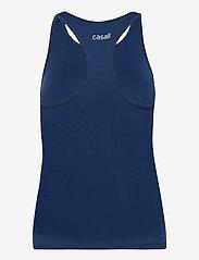 Casall - Essential Racerback - podkoszulki bez rękawów - steady blue - 1