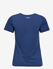 Casall - Iconic Tee - t-shirty - steady blue - 1