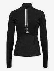 Casall - Windtherm Jacket - training jackets - black - 1
