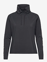 Casall - Crisp Half Zip - svetarit - clean grey - 0