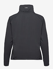 Casall - Crisp Half Zip - sweatshirts - clean grey - 1