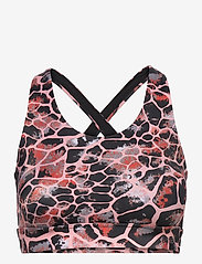 Casall - Crossback Sports Bra - biustonosze sportowe: średnie - savannah pink - 0