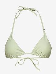Casall - Triangle Bikini Top - góry strojów kąpielowych - calming green - 0