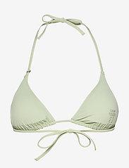 Casall - Triangle Bikini Top - góry strojów kąpielowych - calming green - 1