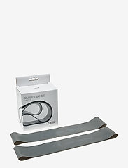 Casall - Rubber band light 2pcs - sprzęt treningowy - light grey - 0