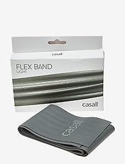 Casall - Flex band light 1pcs - weerstandsband - light grey - 0
