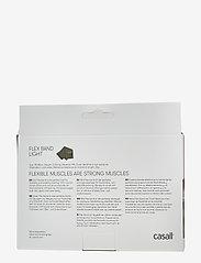 Casall - Flex band light 1pcs - vastuskuminauhat - light grey - 2