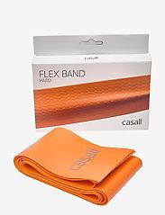 Casall - Flex band hard 1pcs - treningsutstyr - orange - 0