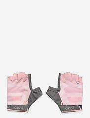 Casall - Exercise glove wmns - ekwipunek - lucky pink/grey - 0