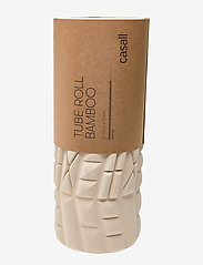 Casall - Tube roll bamboo - schuimrollen en massageballen - natural - 1
