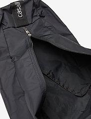 Casall - Yoga mat bag - treningsutstyr - black - 3