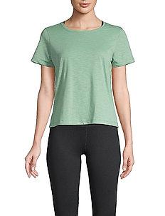 Texture Tee - t-shirty - steamy green