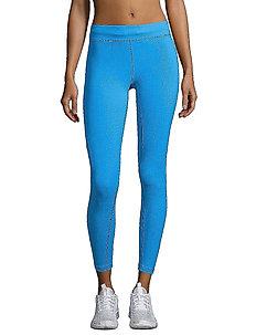 Energy 7/8 Tights - löpnings- och träningstights - fierce blue