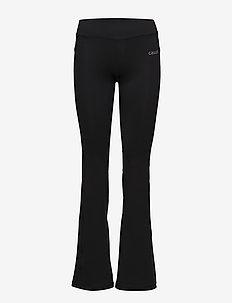 Jazzpants - bukser - black