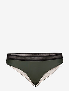 Lace bikini brief - PRO KHAKI