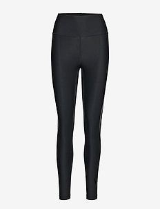 Sculpture High Waist Tights - running & training tights - liquid black