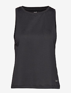 Iconic Straight Tank - BLACK