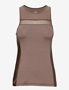 Lux Tank - GROUNDED BROWN