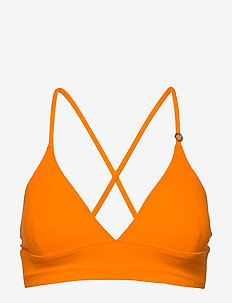 Iconic Bikini Top - bikinitoppar - striking orange