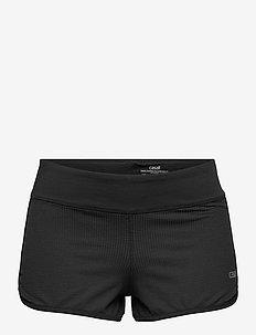 Iconic Shorts - spodenki treningowe - black