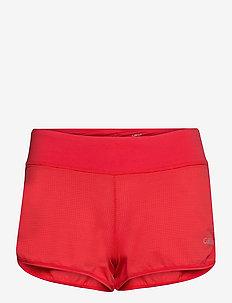 Iconic Shorts - spodenki treningowe - impact red