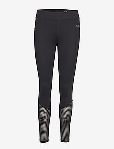 Synergy 7/8 tights - BLACK