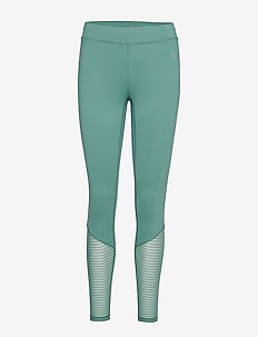Synergy 7/8 tights - STREAMING GREEN