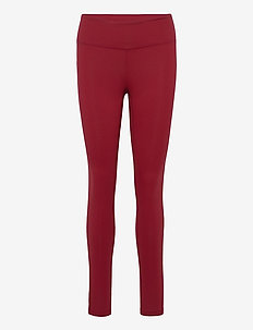 Core tights - sportleggings - moving red