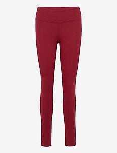 Core tights - juoksu- & treenitrikoot - moving red