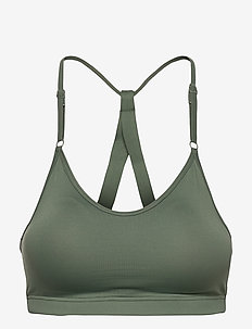 Strappy Sports Bra - sport-bh: hög - northern green