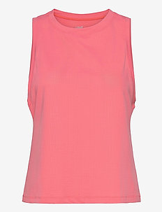 Iconic Loose Tank - tank tops - brilliant pink