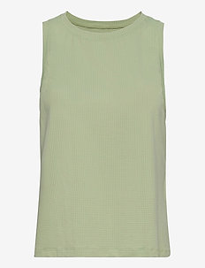 Iconic Loose Tank - linnen - calming green
