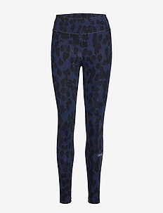Iconic Pure 7/8 Tights - running & training tights - pure dk blue