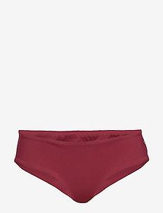 Bikini Hipster - doły strojów kąpielowych - dk moving red