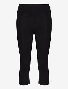 Essential 3/4 Tights - running & training tights - black