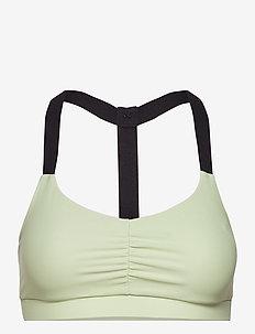 Bikini Sports Top - góry strojów kąpielowych - calming green