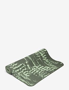 Exercise mat Cushion 5mm - träningsutrustning - calming green