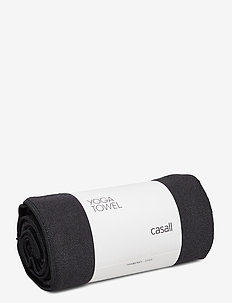 Yoga towel - maty i sprzęt do jogi - black