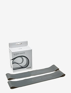 Rubber band light 2pcs - trainingsmateriaal - light grey
