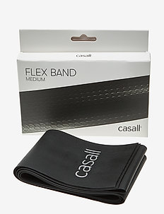 Flex band medium 1pcs - trainingsmateriaal - black
